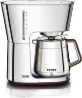 #2 rated in good looking: KRUPS Art Collection 10-Cup Thermal Coffee Maker, scored 98/100