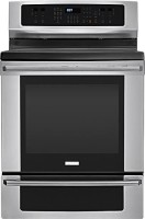 #4 rated in easy to use: Electrolux Freestanding Electric Convection Range, scored 84/100