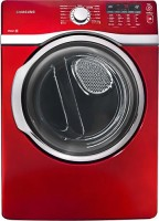 #1 rated in efficient: Samsung 7.4 Cu. Ft. 13-Cycle Steam Electric Dryer, scored 100/100