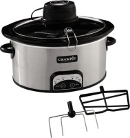 #3 rated in best: Crock-Pot 6.5-Quart iStir Automatic Stirring Slow Cooker, scored 94/100