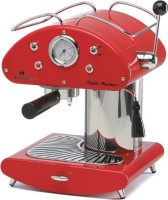 #1 rated in espressione: Espressione Café Retro Espresso Machine, Red, scored 84/100