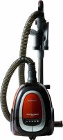 #2 rated in bissell: Bissell 1161 Hard Floor Expert Deluxe Canister Vacuum, scored 87/100