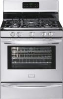 #4 rated in 5 burner gas: Frigidaire Gallery Freestanding Gas Convection Range, scored 83/100