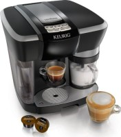 #5 rated in easy to use: Keurig Black R500 Rivo Cappuccino and Latte Brewing System, scored 93/100
