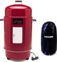 #4 rated in easy to use: Brinkmann The Gourmet Electric Smoker & Grill, scored 95/100