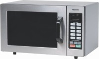 #4 rated in easy to clean: Panasonic 0.8 Cu. Ft. Commercial Microwave Oven, scored 94/100