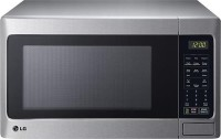 #2 rated in easy to clean: LG 1.5 Cu. Ft. Countertop Microwave Oven, scored 97/100