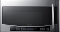 #4 rated in powerful: Samsung 2.1 Cu. Ft. Over-the-Range Microwave, scored 86/100