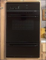 "#3 rated in gas: Maytag 24"" Single Gas Oven, scored 89/100"