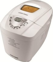 #3 rated in for occasional use: Black and Decker Deluxe Bread Maker, 3-Pound, scored 91/100