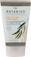 #3 rated in acne: Boots Botanics Ionic Clay Mask with Willowbark, 3.3 oz, scored 89/100