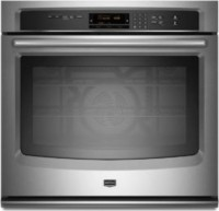 "#1 rated in baking: Maytag 30"" Single Electric Convection Oven, scored 100/100"
