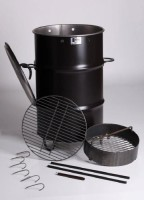 #2 rated in  for smoking: Pit Barrel Cooker Package, scored 88/100