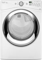 #3 rated in top rated: Whirlpool 7.4 Electric Dryer with Steam Refresh, scored 95/100