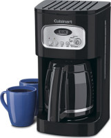 #1 rated in 12-cup: Cuisinart Premier Coffee Series 12-Cup Programmable Coffee Maker, scored 96/100