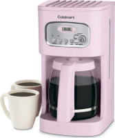 #2 rated in 12-cup: Cuisinart 12-Cup Programmable Coffee Maker, scored 93/100