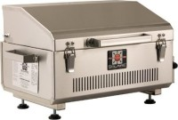 #5 rated in fuel efficient: Solaire Anywhere Portable Infrared Propane Gas Grill, scored 88/100