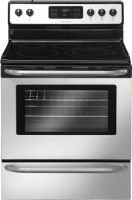 #5 rated in 5 burner electric: Frigidaire Freestanding Electric Range, scored 87/100