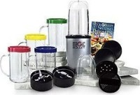 #2 rated in magic bullet: Magic Bullet Express 17-Piece Blending System, scored 83/100
