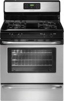 #2 rated in self-cleaning gas: Frigidaire Freestanding Gas Range, scored 90/100