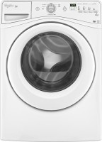 #2 rated in high performance: Whirlpool Duet 4.1 Cu. Ft. 7-Cycle High-Efficiency Front-Loading Washer, scored 89/100