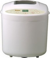 #2 rated in best basic: Breadman Applica Horizontal Breadmaker, 2lbs, scored 83/100