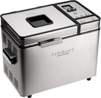 #2 rated in cuisinart: Cuisinart Convection Bread Maker, scored 77/100