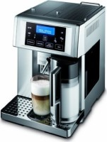 #2 rated in delonghi: DeLonghi ESAM6700 Gran Dama Avant Touch-Screen Super-Automatic Espresso Machine, scored 87/100