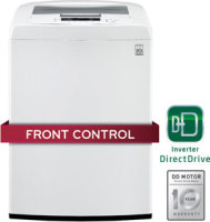 #1 rated in best top loading: LG 4.3 Cu. Ft. High-Efficiency Top-Load Washer, scored 96/100