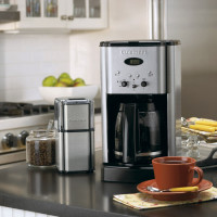 #4 rated in 12-cup: Cuisinart Brew Central 12-Cup Coffee Maker, scored 89/100