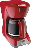 #1 rated in for coffee addicts: Proctor Silex 12-Cup Coffee Maker, scored 92/100