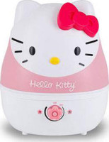 #3 rated in crane: Crane 1 Gallon Humidifier, Hello Kitty, scored 92/100