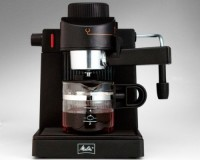 #3 rated in inexpensive: Melitta MEX1B Espresso/Cappuccino Machine ( MEX-1B ), scored 79/100