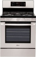#4 rated in high performance: LG Freestanding Gas Range, scored 88/100