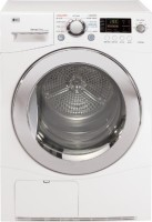 #2 rated in high performance: LG 4.2 Cu. Ft. 9-Cycle Large Capacity Electric Dryer, scored 98/100