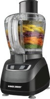 #5 rated in 8-cup: Black & Decker 8 Cup Food Processor (FP1600B), scored 81/100