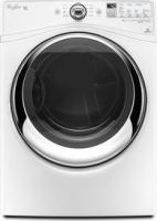 #3 rated in best: Whirlpool Duet 7.4 cu. ft. Electric Dryer with Steam, scored 93/100