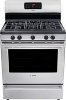 #3 rated in 5 burner gas: Bosch Evolution 500 Freestanding Gas Convection Range, scored 83/100