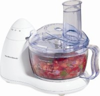 #4 rated in for baking: Hamilton Beach 8 Cup Bowl Food Processor 70450, scored 82/100