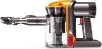 #2 rated in handheld: Dyson DC34 Bagless Cordless Hand Vacuum, DC34, scored 80/100