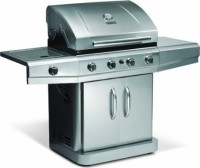 #3 rated in attractive: Char-Broil 4-Burner Gas Grill with Side Burner, scored 97/100