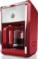 #3 rated in for coffee addicts: BELLA Dots Collection 12-Cup Coffee Maker, scored 90/100