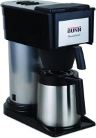 #3 rated in bunn rocks: BUNN BTX ThermoFresh 10-Cup Thermal Coffeemaker, scored 90/100