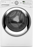 #2 rated in best front loading: Whirlpool 4.1 Cu. Ft. Front-Load Washer, scored 96/100