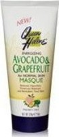 #2 rated in pore tightening: Queen Helene Facial Masque, Avocado & Grapefruit, 6 oz, scored 86/100