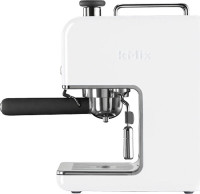 #3 rated in delonghi: DeLonghi - kMix Espresso Maker - White, scored 85/100