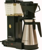 #2 rated in 10-cup: Technivorm Moccamaster Coffee Brewer, scored 98/100