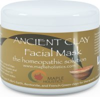 #1 rated in for men and women: Ancient Clay Facial Mask, 8 oz, scored 95/100