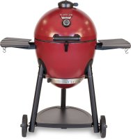 #3 rated in high quality: Char-Griller Kamado Kooker Charcoal Barbecue Grill and Smoker, scored 90/100