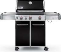 #1 rated in high end: Weber Genesis E-330 637-Square-Inch Grill, scored 100/100